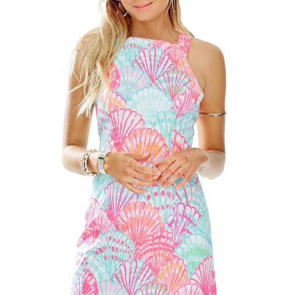 b956a86b549883 Lilly Pulitzer Dresses | Simone Shift Dress Oh Shello 8 Nwt | Poshmark